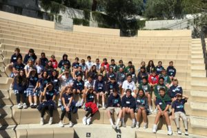 Grade 6 at the Getty Villa
