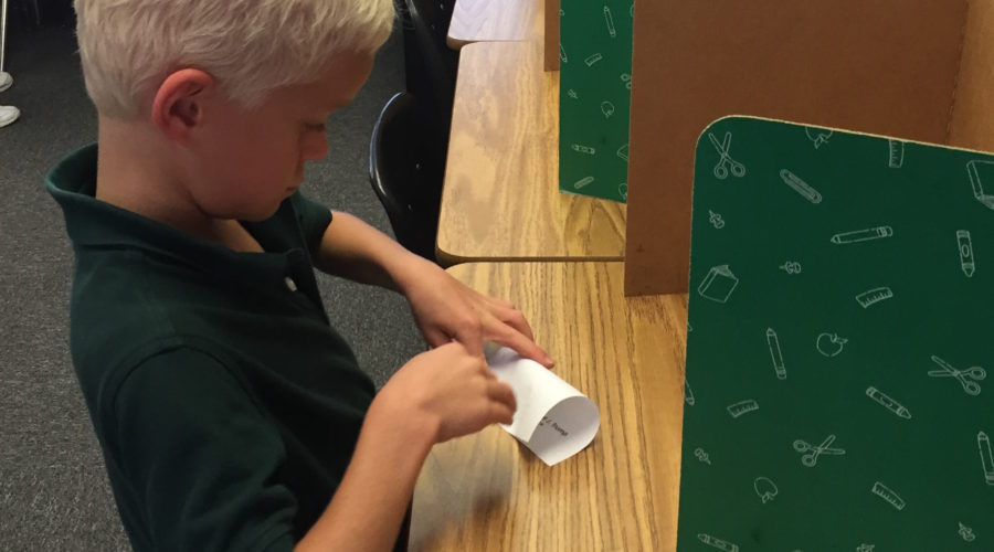 folding-ballot