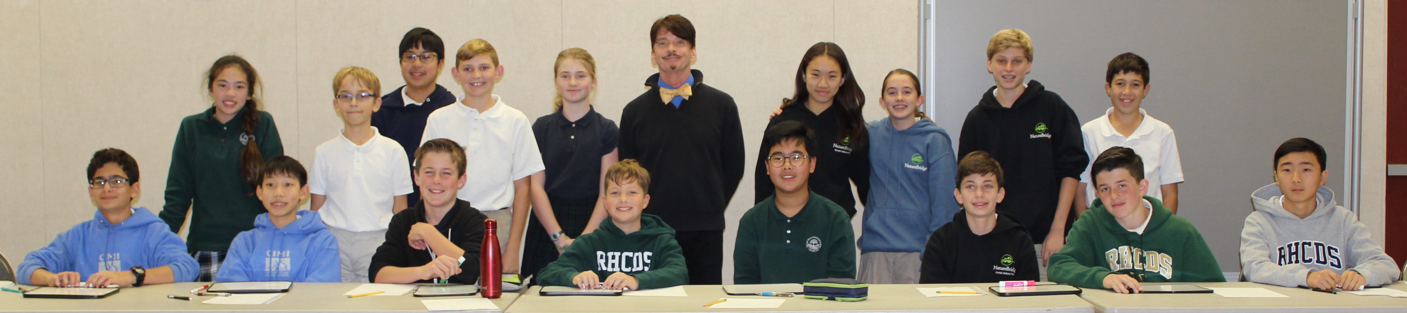 RHCDS First Annual Science Bowl