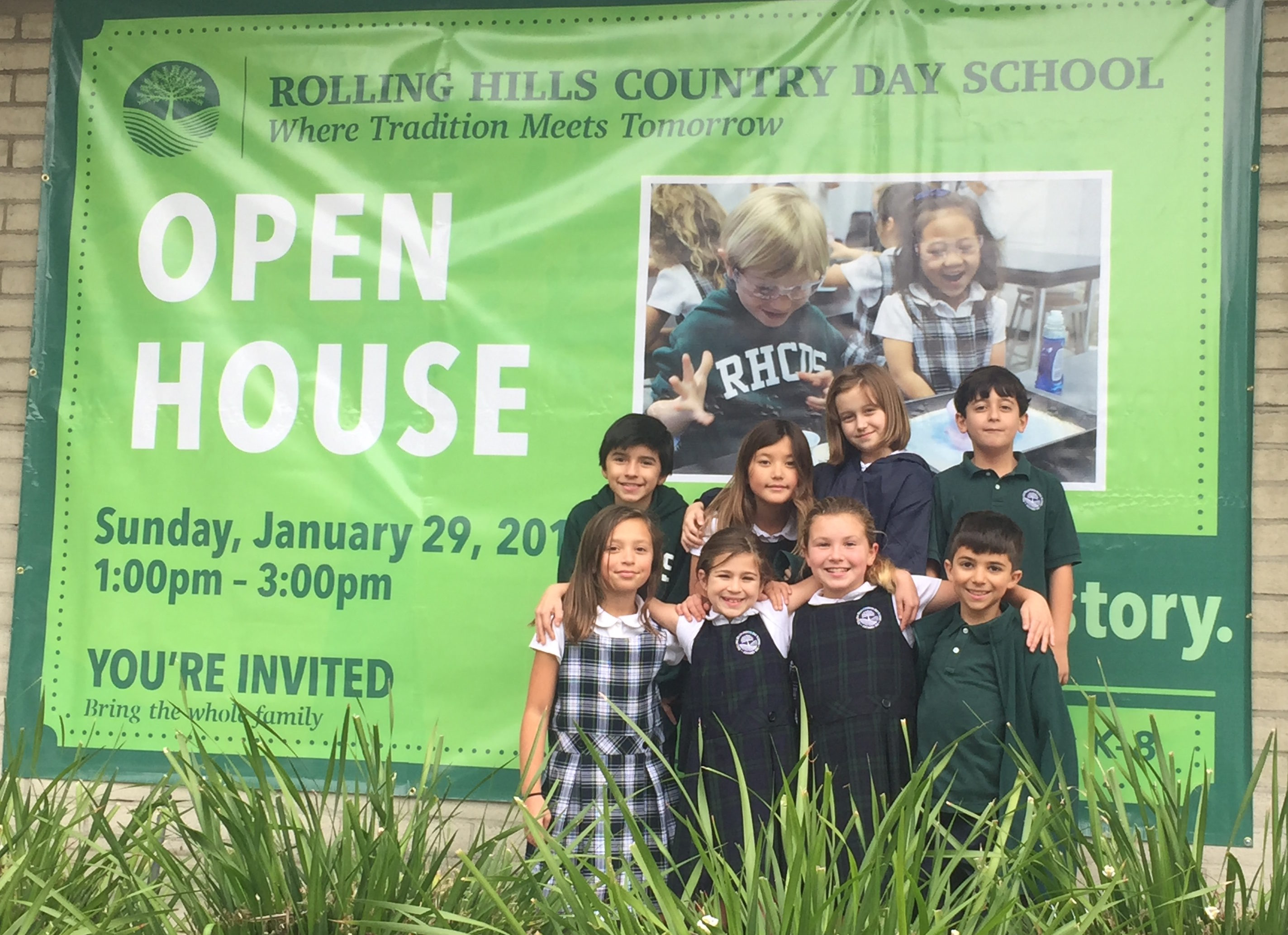 Upcoming RHCDS Annual Open House