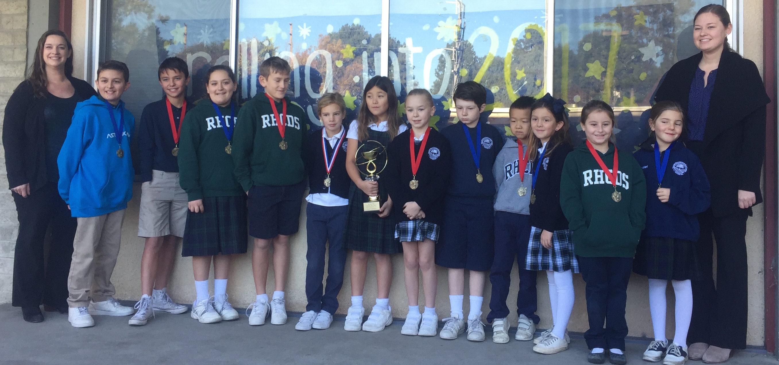 RHCDS Lower School Science Fair