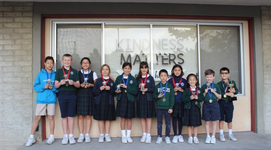 Congratulations to our Science Fair winners!