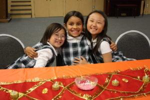 Grade 2 enjoying their India Experience!