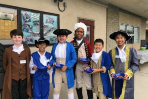 Grade 5: Walk Through the American Revolution