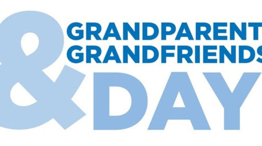 RHCDS Celebrates Grandparents & Grandfriends Day!