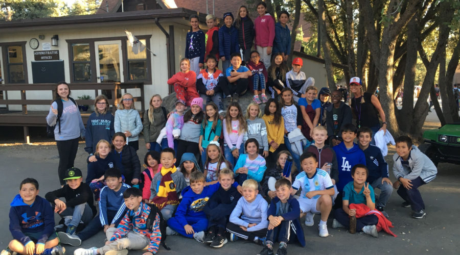 Grade 5 Students Experience AstroCamp